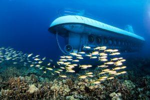 Oahu-avontuur met Atlantis-onderzeeër