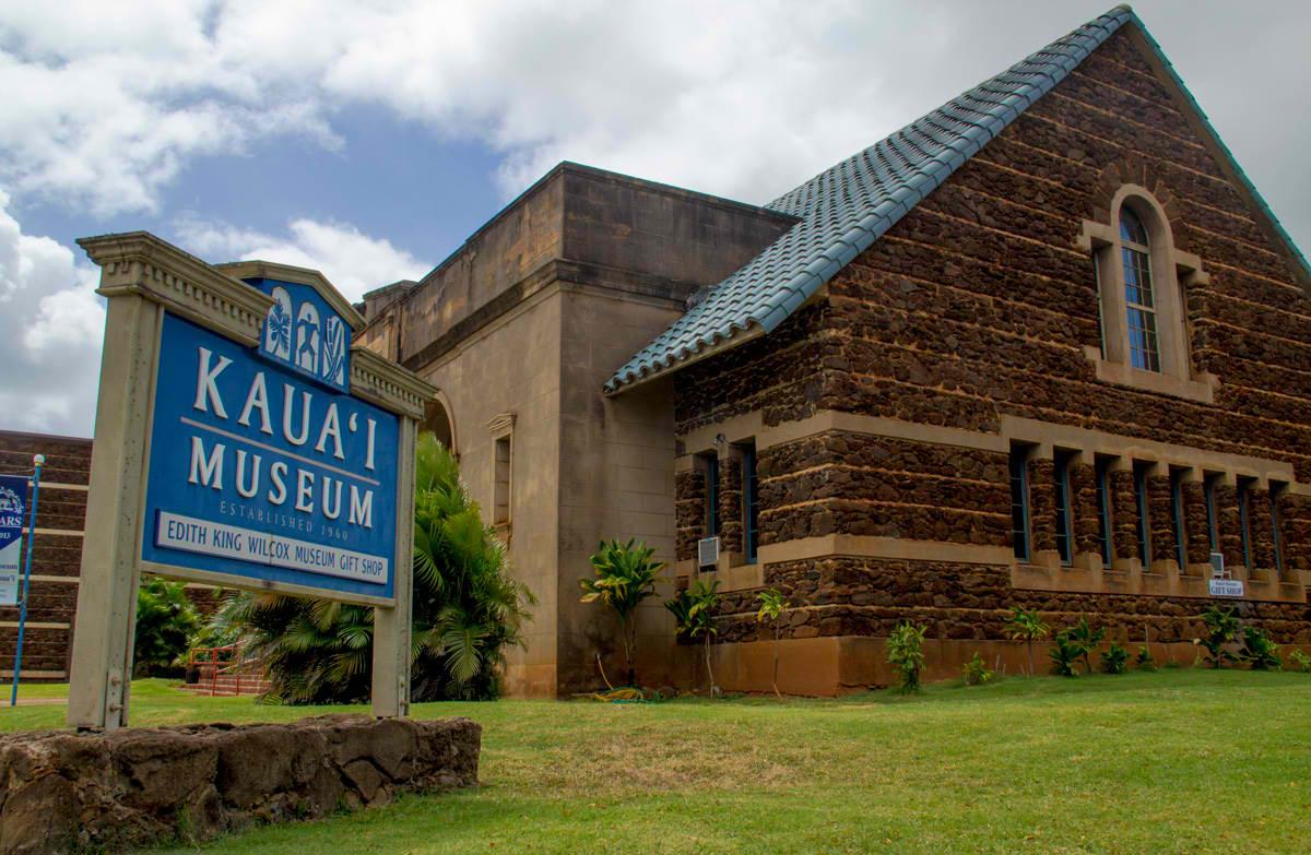 Hawai-Kauai-Museum-Lihue