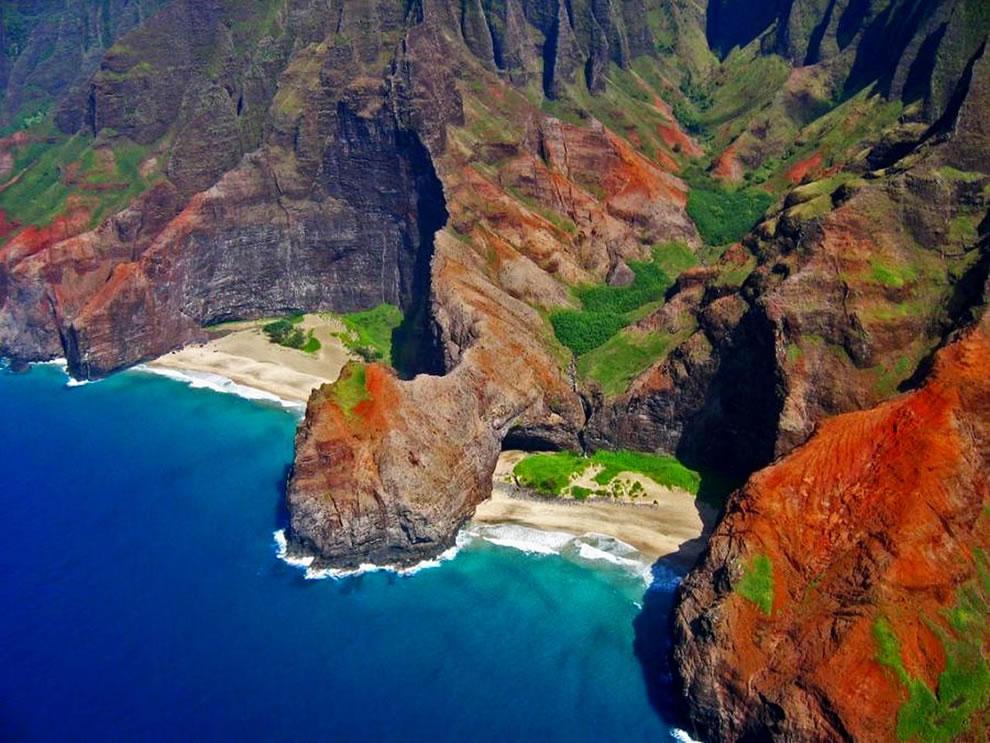 Hawai-Kauai-paradise-Na-Pali-Coast